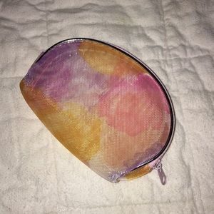 Pastel Mesh purse wallet
